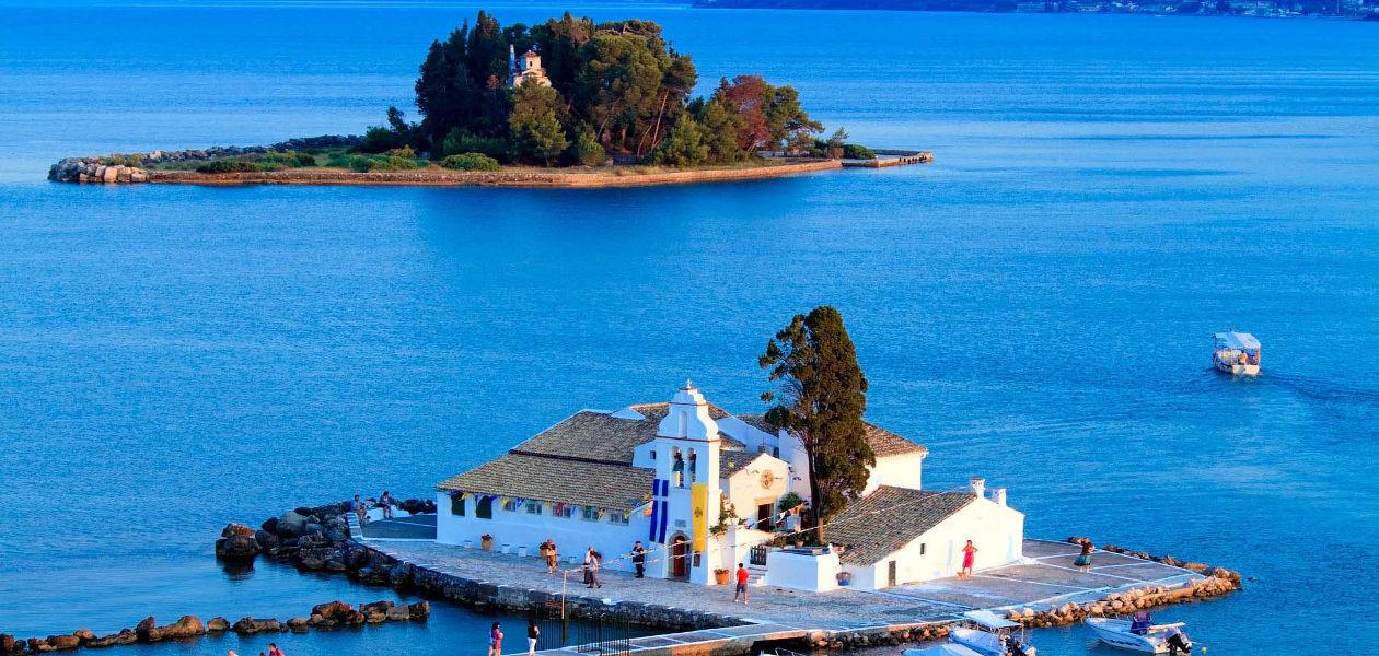 1 semaine en Grèce