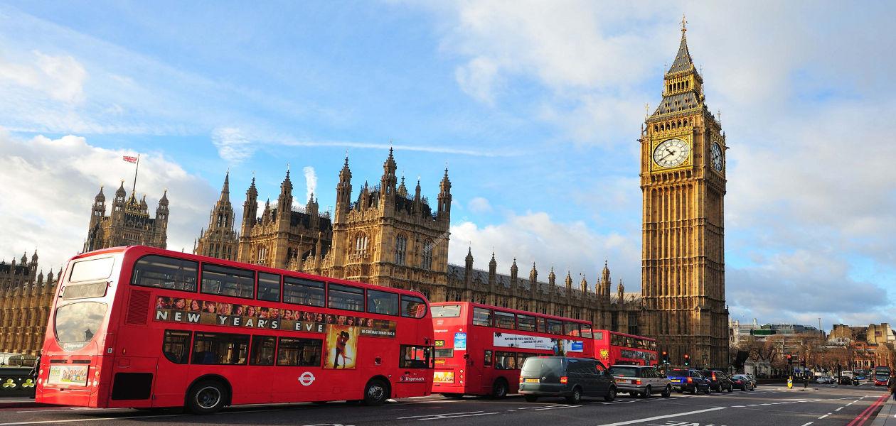 Un weeekend à Londres